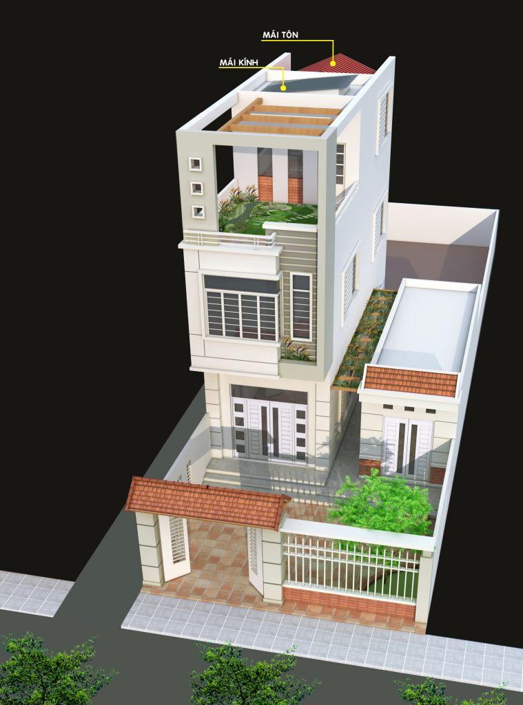 Nhà ở phân chia lô pháp hiện đại mặt phố đẹp -ảnh 5