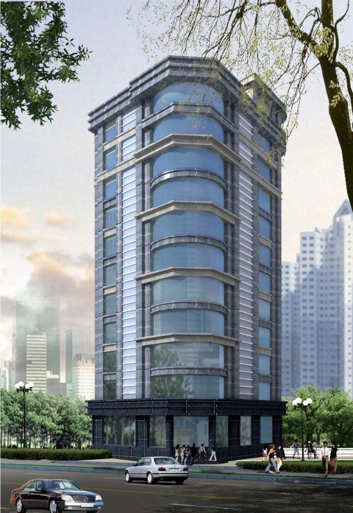 Khách sạn Nhà cao tầng đẹp-Văn phòng Công ty cho thuê-Trung tâm thương mại hiện đại-Ảnh1