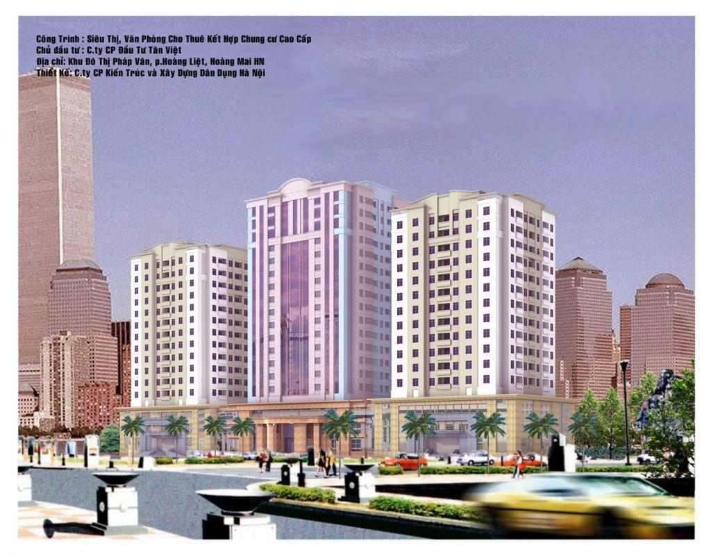 Chung cư cao cấp hiện đại Nhà cao tầng đẹp-Văn phòng cho thuê-Trung tâm thương mại-Ảnh1