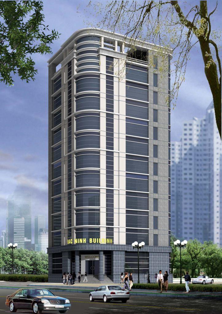 Nhà cao tầng đẹp-Văn phòng Công ty -Ảnh4